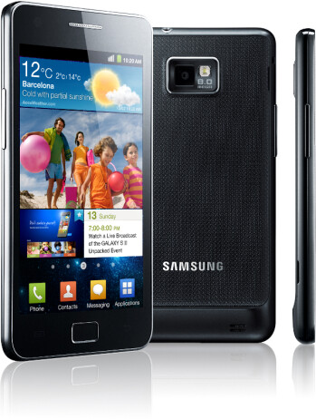 """Samsung Galaxy S II officially confirmed: dual-core chipset, 4.3"""" Super AMOLED Plus"""