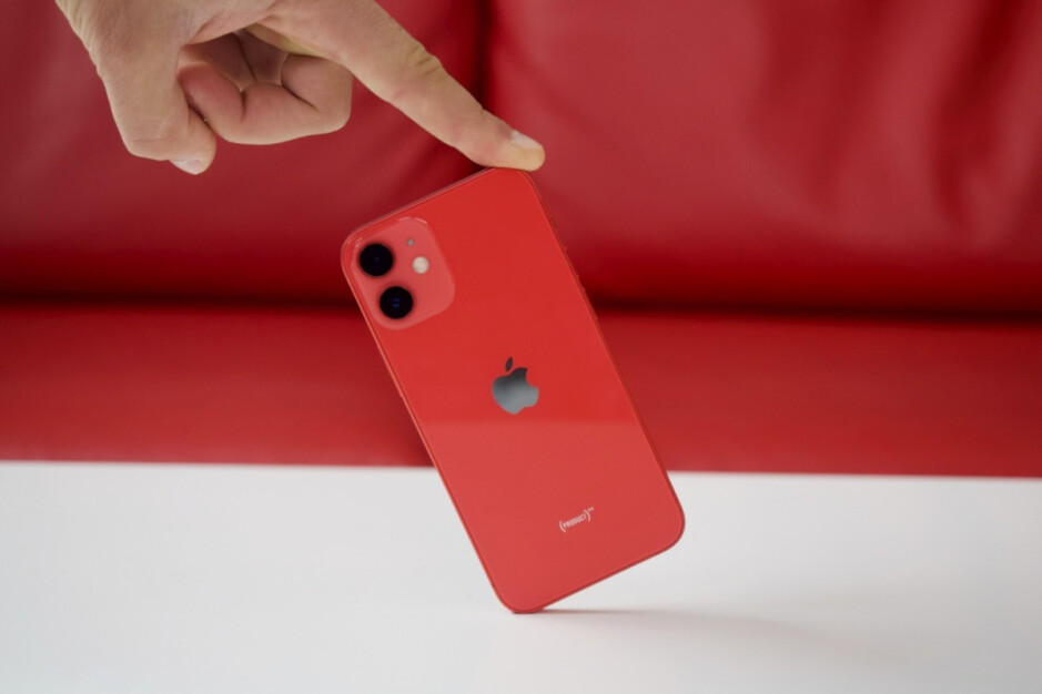 The iPhone 12 mini hasn't exactly been a smash hit - Under-screen Touch ID tipped for Apple's iPhone 14 series, 2022 iPhone SE to come with 5G