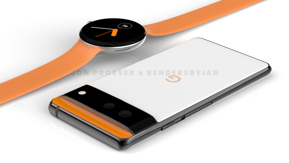 Google is expected to release an Apple Watch competitor too. Together with the rumored custom chip on the Pixel 6 series, this can be the start of a brand new eco system. - Pixel 6 & 6 Pro: Should Samsung and Apple be worried?
