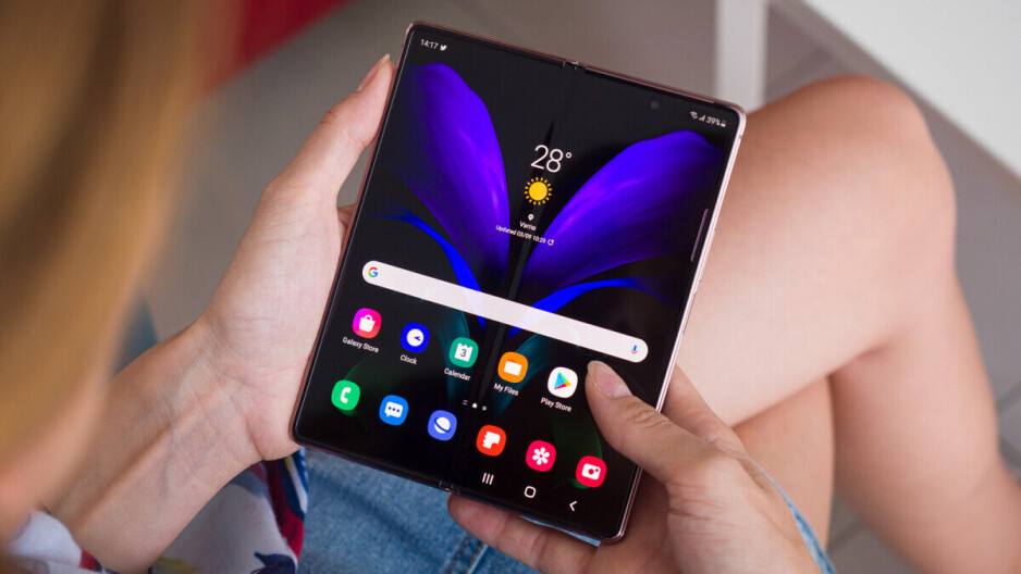 Samsung Galaxy Z Fold 2 - Samsung Galaxy Z Fold 3 will reportedly ship with One UI 3.1.1, not One UI 3.5