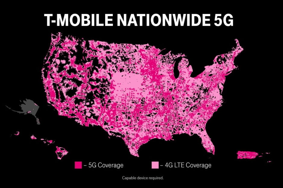 T-Mobile adds a firm Sprint LTE network shutdown date to its bold 5G supremacy plan