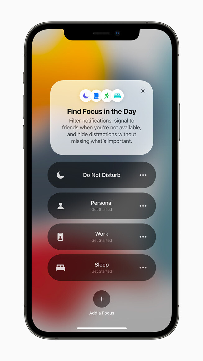 Focus has many iPhone users looking forward to iOS 15 - Focus is the iOS 15 feature that many just can't wait to use