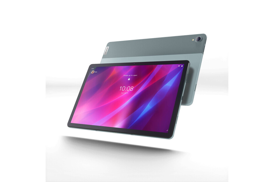 Tab P11 Plus in Modernist Teal, Platinum Grey, and Slate Grey - Lenovo reveals a bunch of Qualcomm and MediaTek powered slates