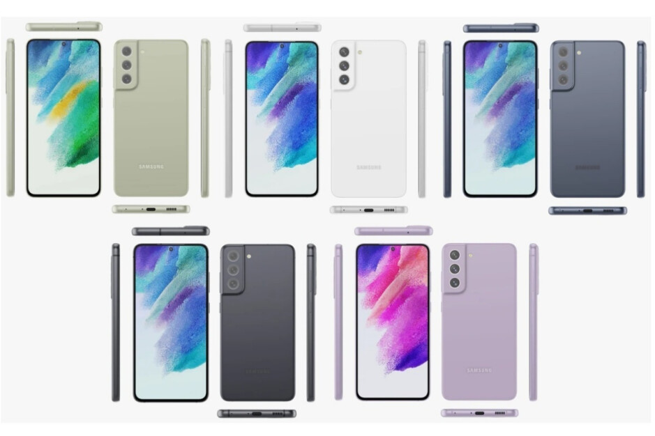 All the S21 FE colors and angles have already been leaked - Samsung's Galaxy Z Flip Lite is 'not happening', but the Z Flip 3 5G should be affordable enough