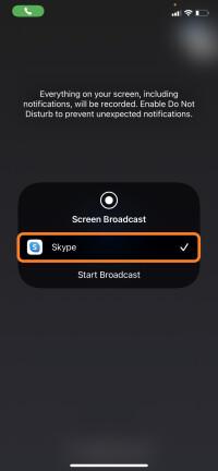 Select-Skype