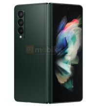 Samsung-Galaxy-Z-Fold-3-green-7