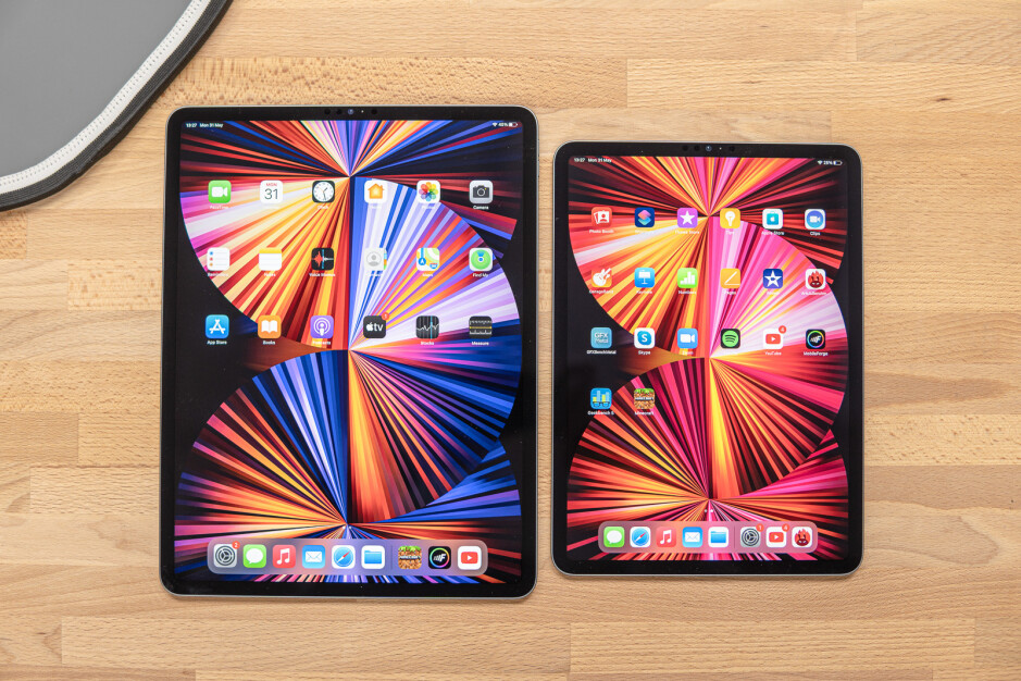 Mini-LED 12.9-inch M1 iPad Pro vs LCD 11-inch M1 iPad Pro - Apple tipped to release 10.9-inch OLED iPad Air in 2022, OLED iPad Pro in 2023