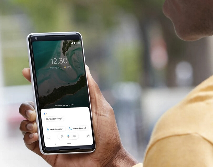 Google Assistant can be found on both iOS and Android handsets - Judge rules that Google must respond in court to claims that it violated users' privacy rights