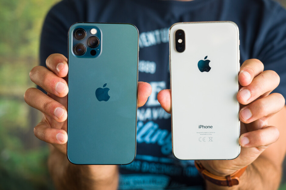 iPhone 12 Pro vs iPhone XS - Another report lends weight to 'iPhone 13' name for Apple's 2021 iPhones