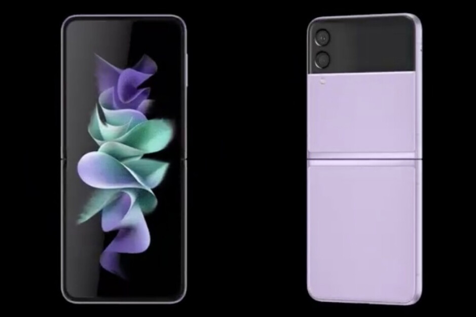 Galaxy Z Flip 3 - The ultimate Samsung Unpacked leak reveals all of the devices coming August 11 in their full glory