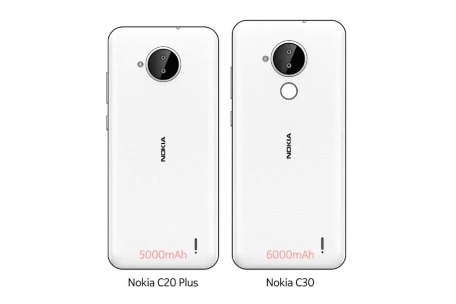 Nokia C30 specs leak reveals dual cameras, 6000 mAh battery, and more
