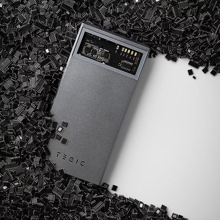 The Block 30 delivers 30W Fast Charging - Save 20% on Tegic's sexy power bank using this coupon code