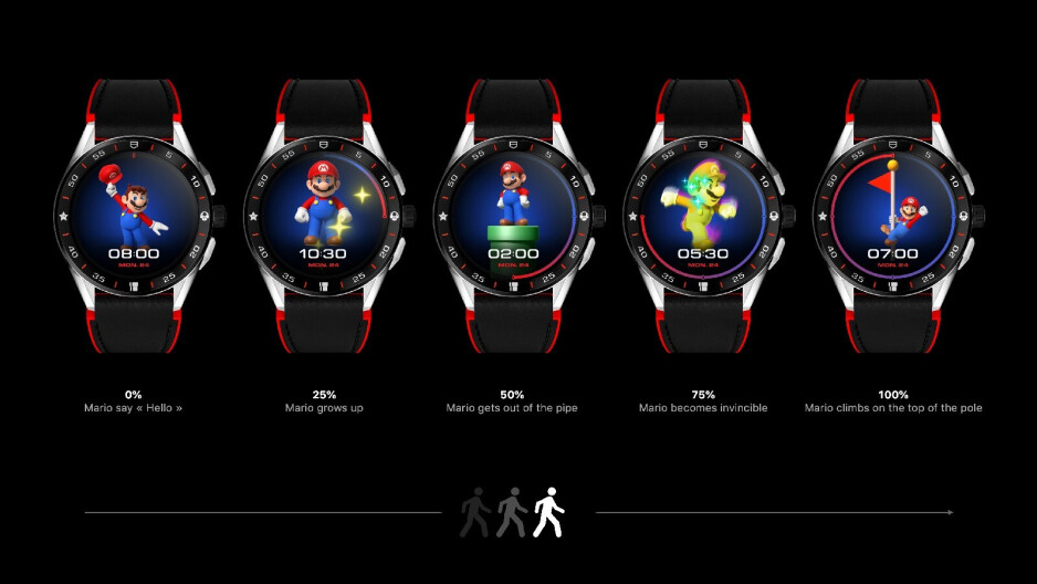 Tag Heuer and Nintendo announce a Super Mario smartwatch