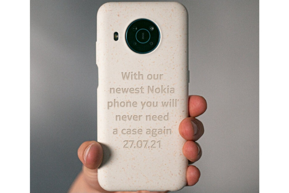 The next 5G Nokia smartphone will come with a rugged design on July 27