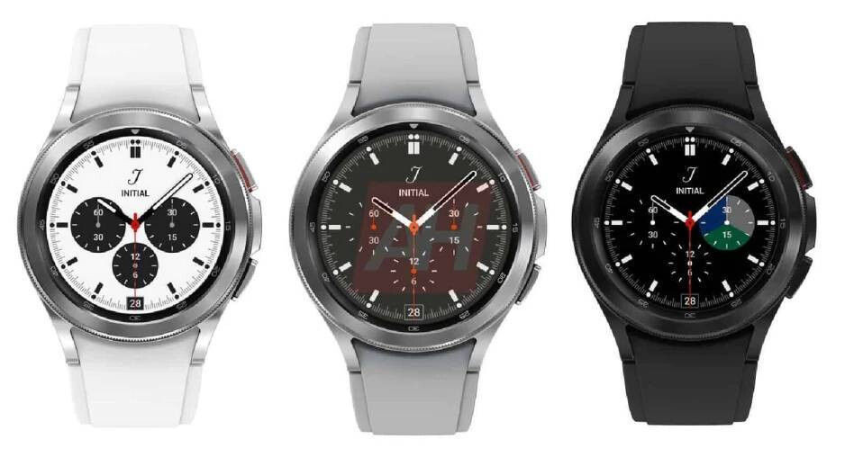 Previously leaked Galaxy Z Fold 3 and Watch 4 Classic images - Unreleased Galaxy Z Fold 3 and Galaxy Watch 4 Classic briefly appear in a Samsung video