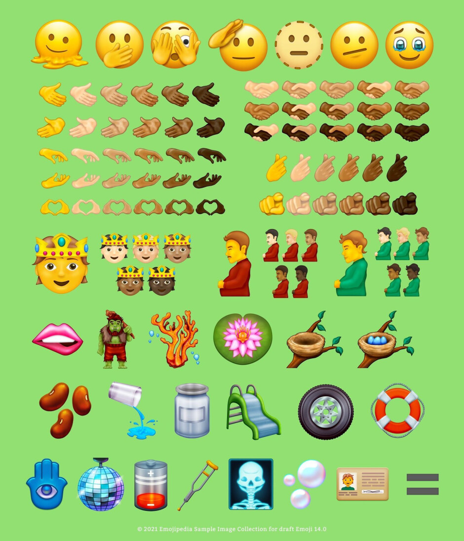 Check out the new emoji that could come to iPhone and Android