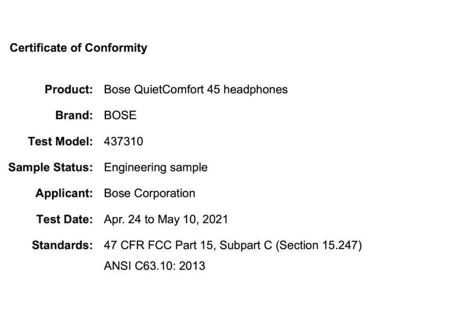A first look at the new Bose wireless noise canceling headset