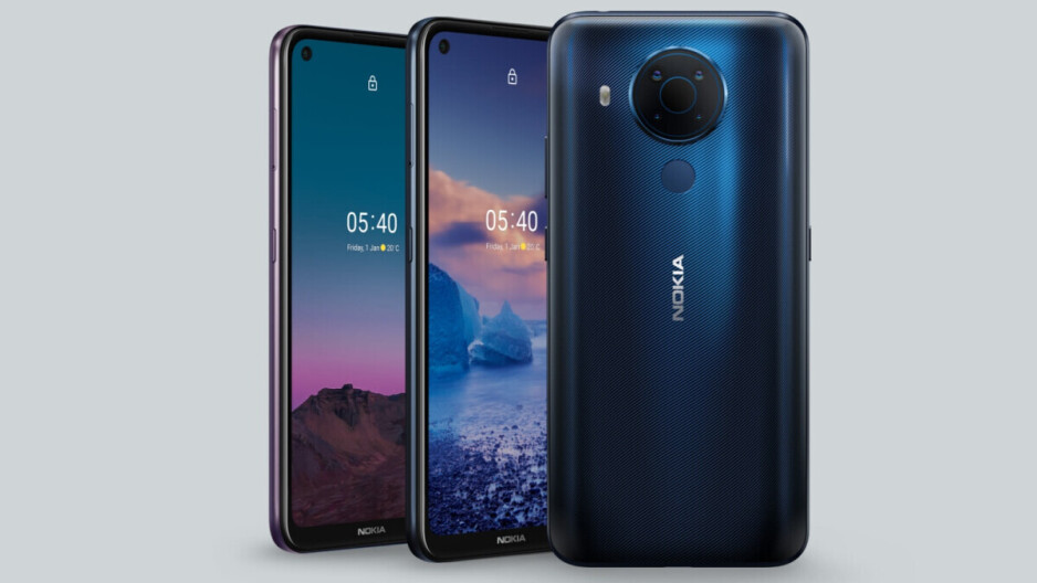 Nokia 5.4 - Retailer website leaks affordable Nokia G50 with 5G's UK pricing