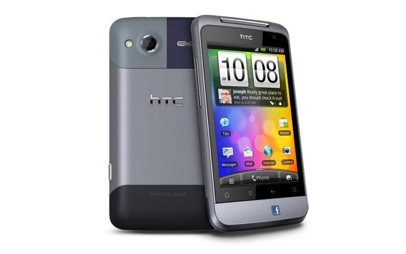 The Facebook HTC phones are real: HTC Salsa shakes it for the social crowd