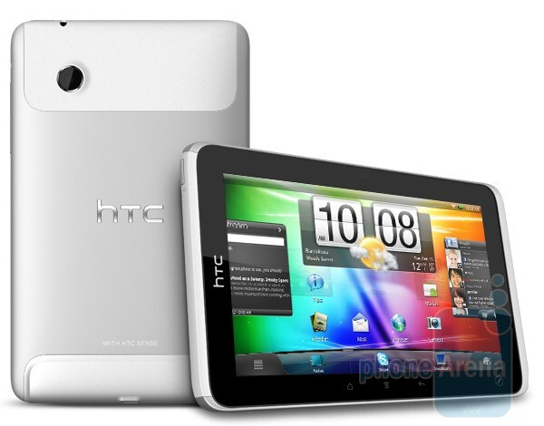 The HTC Flyer is to sport a solo-core 1.5GHz processor - HTC Flyer is ready to take off in Q2 2011