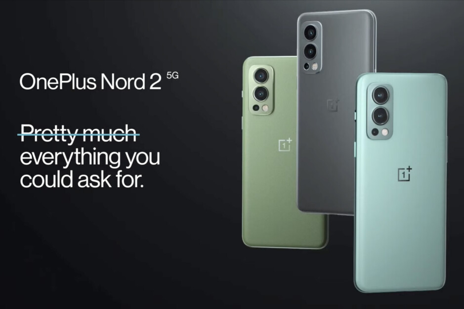 The OnePlus Nord 2 5G is official: return of the Flagship Killer