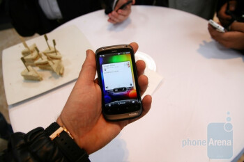 HTC Desire S hands-on