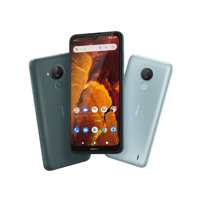 Nokia C30's battery lasts up to three days, which is impressive - Nokia XR20 and C30 are official; Check out Nokia's first rugged smartphone