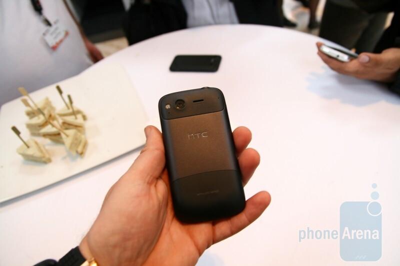 HTC Desire S hands-on