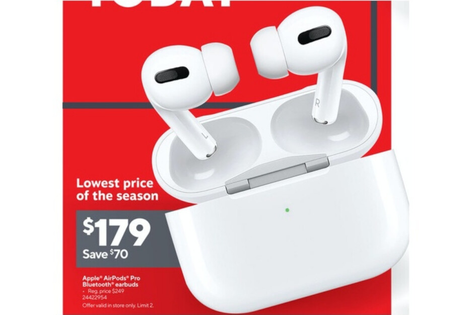 Here's where you can find Apple's AirPods Pro at their lowest price right now