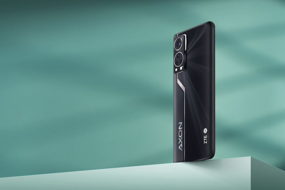 ZTE Axon 30 - ZTE Axon 30 goes official with under-display camera, powerful Qualcomm chipset
