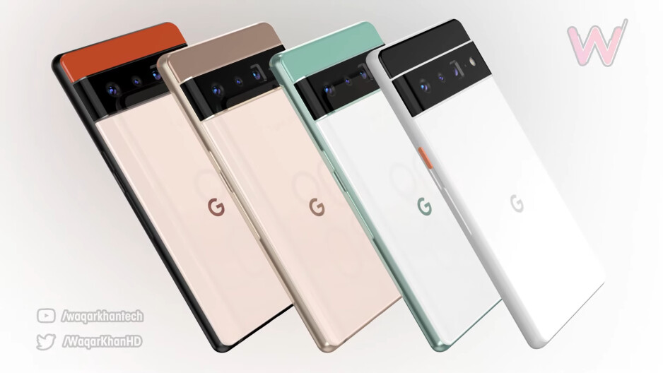 The Google Pixel 6 camera stripe can become a rich design playground - Can Google finally kill tired camera islands with the Pixel 6?