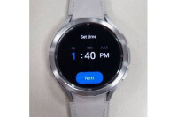 Galaxy Watch 4 Classic in action