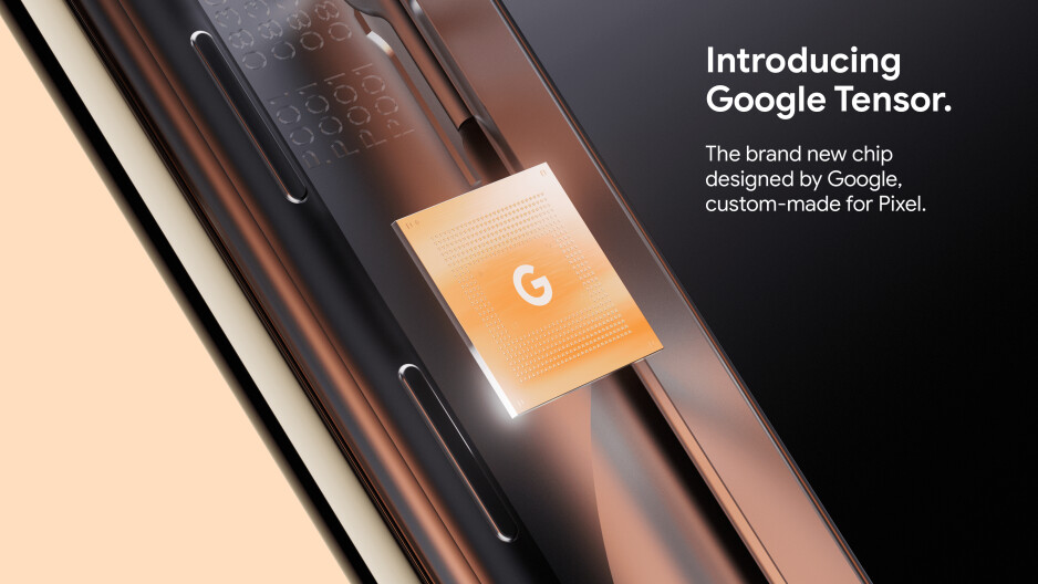 Google Pixel 6 - Google's Tensor chipset explained: Core Pixel features amplified