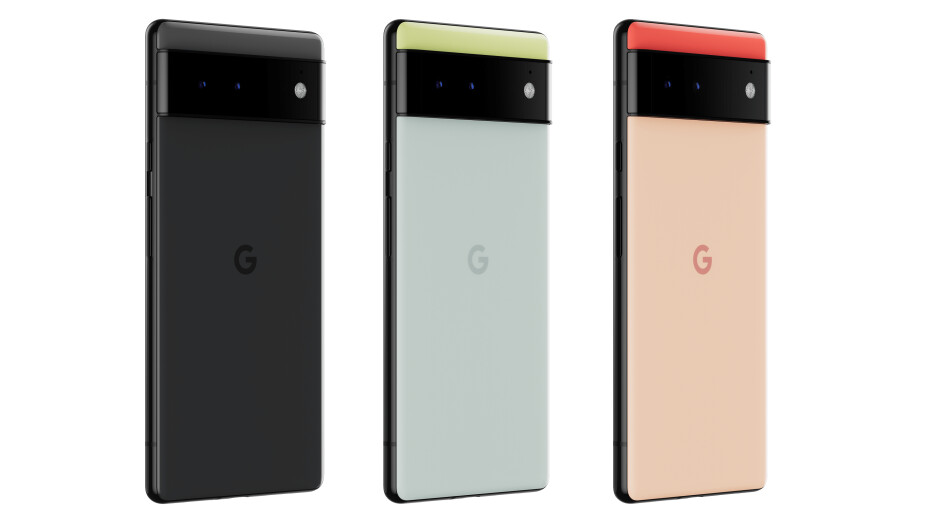 Google's Pixel 6 and Pixel 6 Pro could be available in these 8 countries