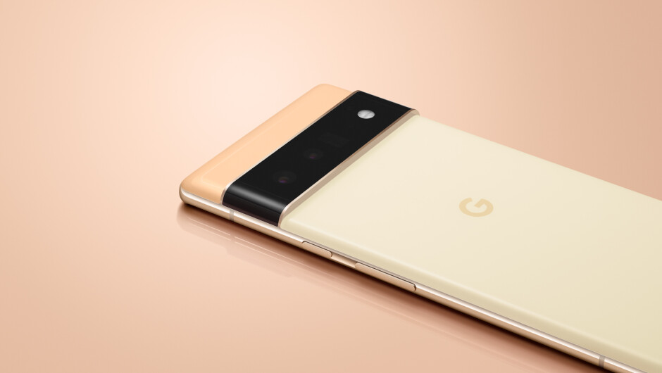 Pixel 6 Pro in gold - Pixel 6 and Pixel 6 Pro expected colors: which color should you get?