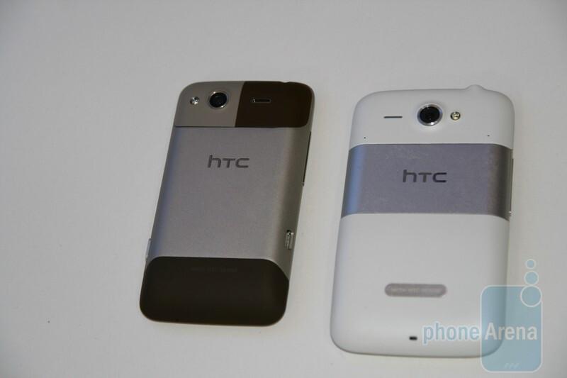 HTC Salsa hands-on