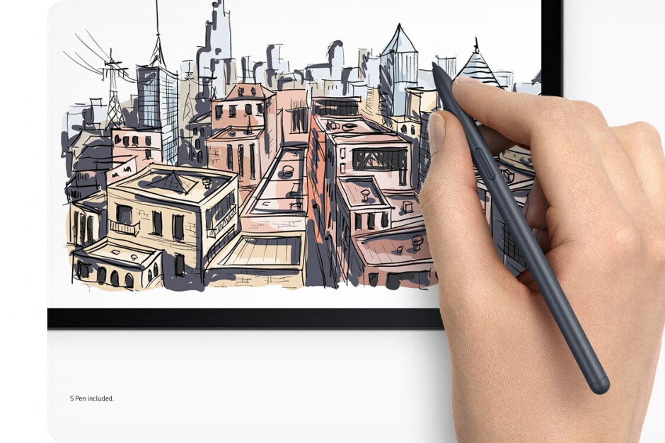 Samsung's latest S Pen touting 5G tablet lands in the US