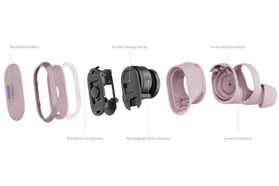 Logitech announces its first Zone True Wireless earbuds, and they have one special feature