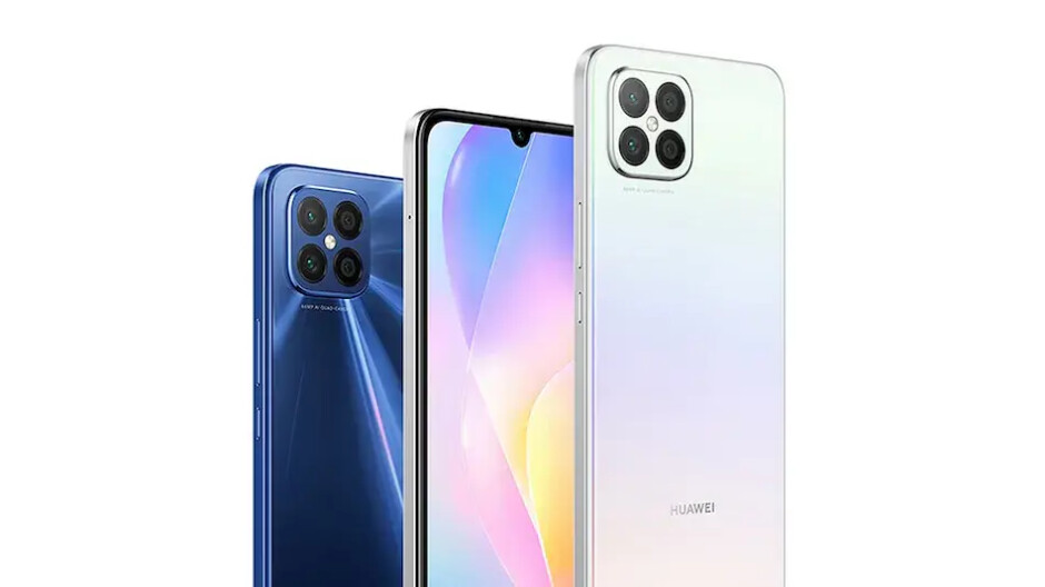 The China-only Huawei Nova 8SE was the first Android phone to feature flat sides, just days after iPhone 12 was released. - Help! Android phones now copying Apple's flat iPhone 12 design & MagSafe