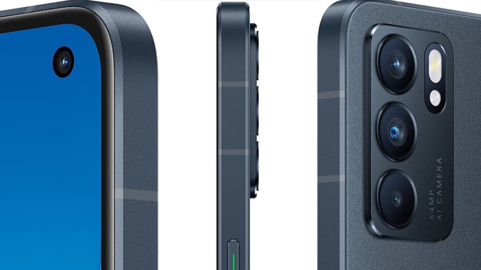The iPhone 12 Pr... I mean, the Oppo Reno 6 5G. - Help! Android phones now copying Apple's flat iPhone 12 design & MagSafe