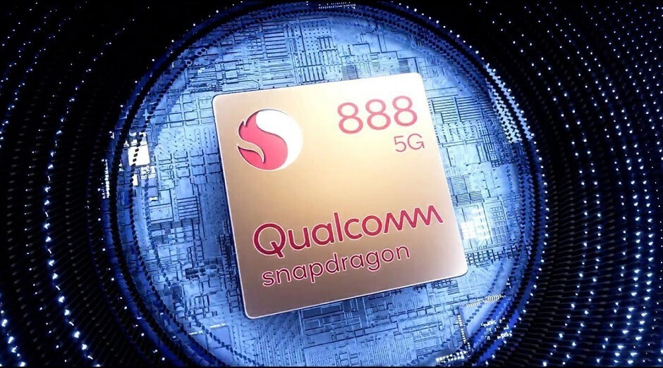 The 5nm Snapdragon 888 SoC which powers flagship Android phones, is manufactured by Samsung - TSMC 5nm and 3nm chip production reportedly all booked up