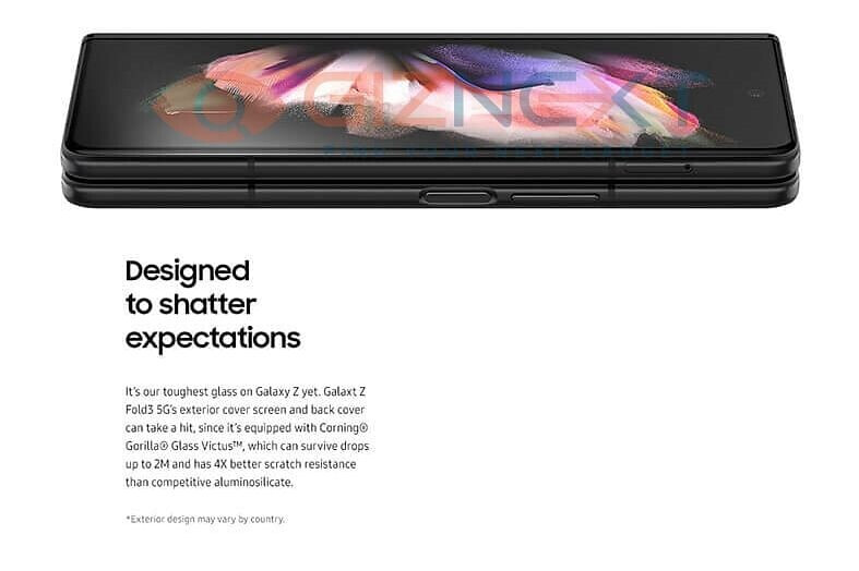 Samsung Unpacked Spoiler: Galaxy Z Fold 3 and Flip 3 marketing images posted online