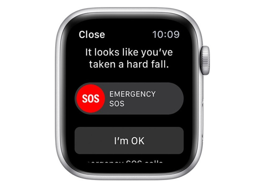 The fall detection feature on the Apple Watch - Fall detection on the Apple Watch does its thing, saves a young man with a fractured skull