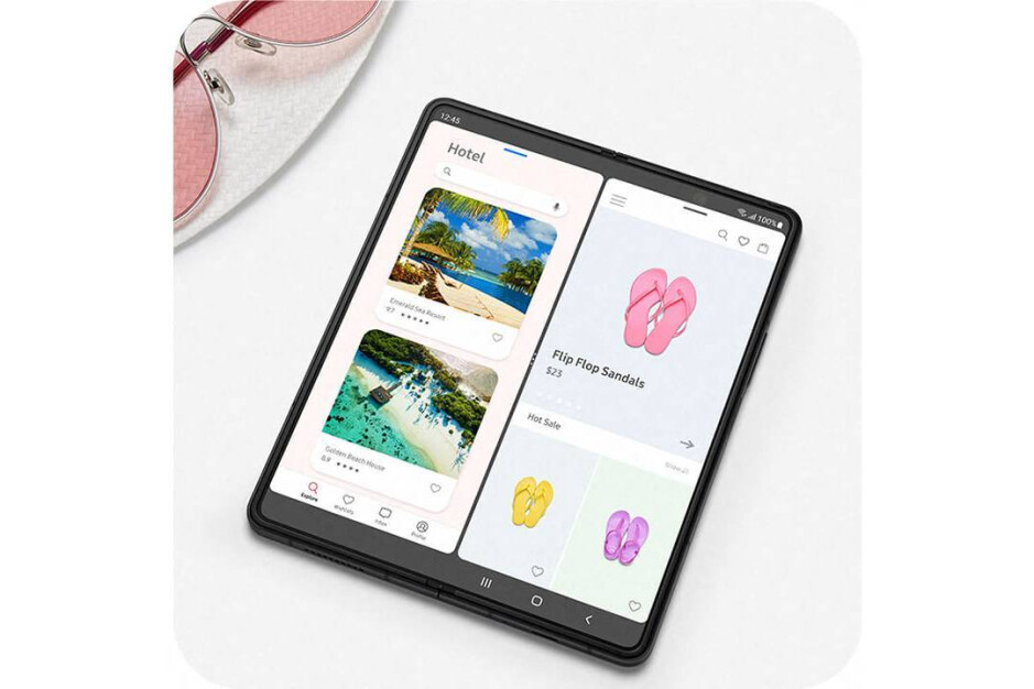 Galaxy Z Fold 3 weekend leaks bring UPC and official S Pen case images, complete specs