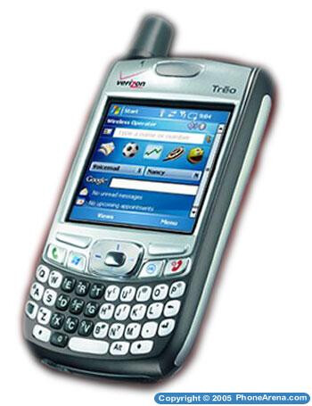 Palm Treo 700w might be launched in January