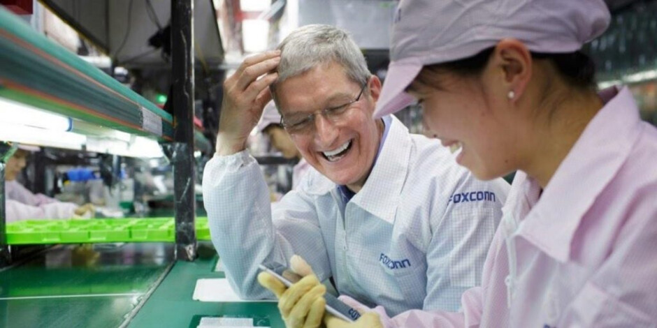 Foxconn says that iPhone 13 production could be hit by the global chip shortage - Apple turns over assembly of 5G iPhone 13 camera modules to Foxconn; chip shortage will have impact