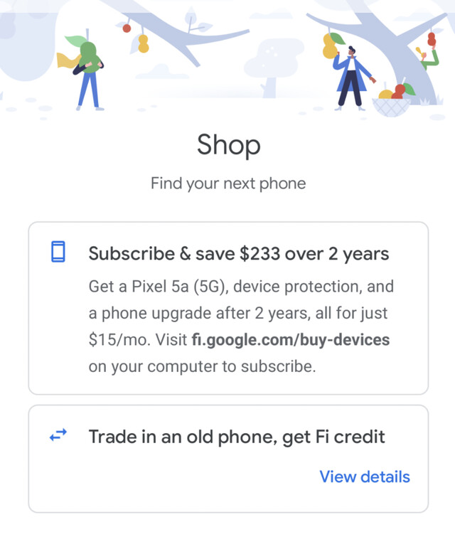 The Pixel 5a pricing structure on Google Fi - The Google Pixel 5a 5G price, carrier bonuses, and promo video leak