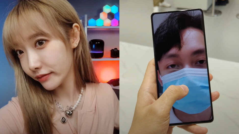 Selfies taken with the Mi Mix 4 look perfectly usable, especially when you don't shoot against a bright light source. Even then, AI is there to enhance your photo and make it look... decent-ish. - It's happening! Under-display camera phones are finally here, but not all are created equal