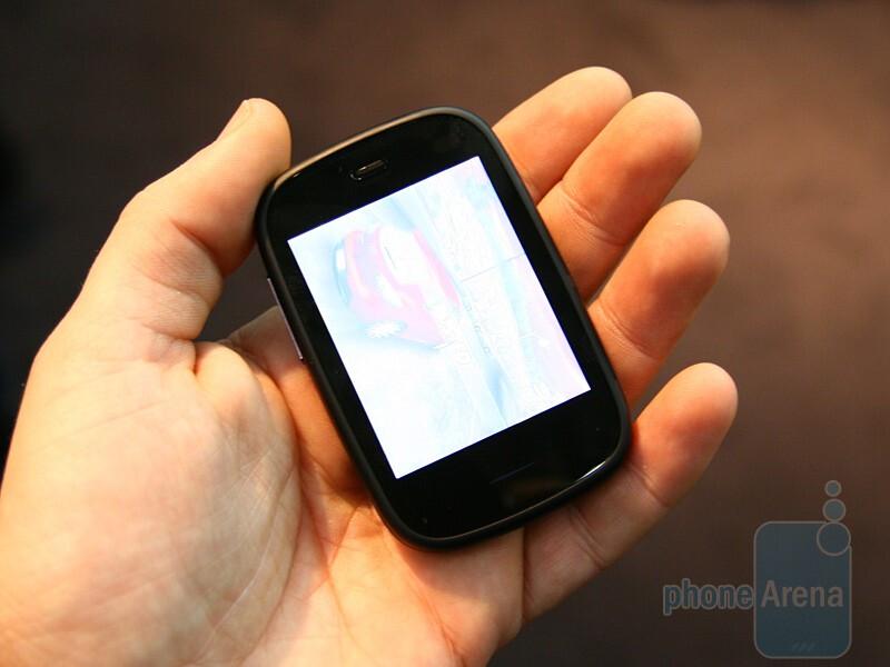 HP Veer Hands-on