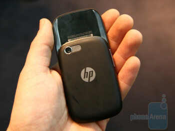 HP Veer Hands-on